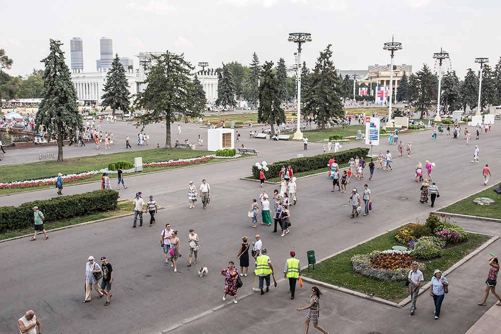 Capital ideas: interviews from the Moscow Urban Forum