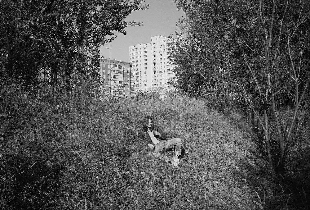 City limits: Roaming the streets of Kiev with photographer Sasha Kurmaz