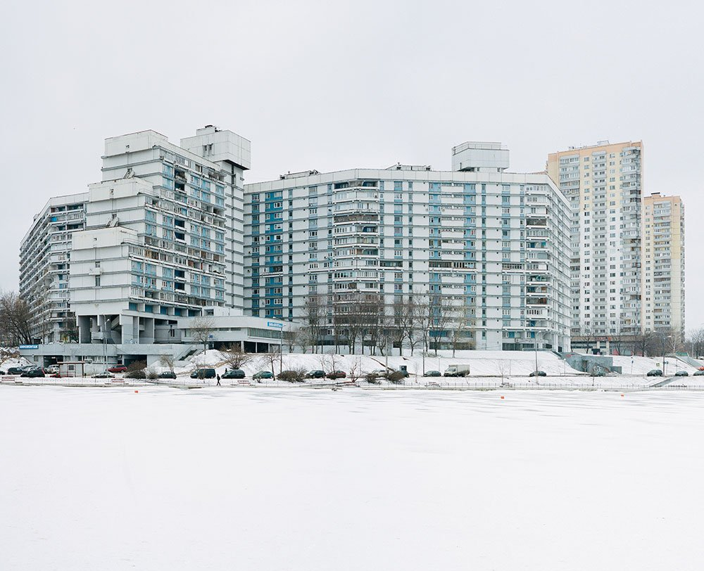 The norm of housing in Moscow