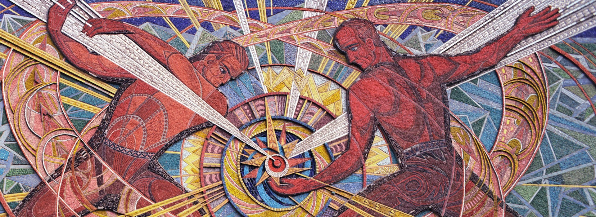 Party pieces: admiring Kiev's utopian socialist mosaics, before they disappear