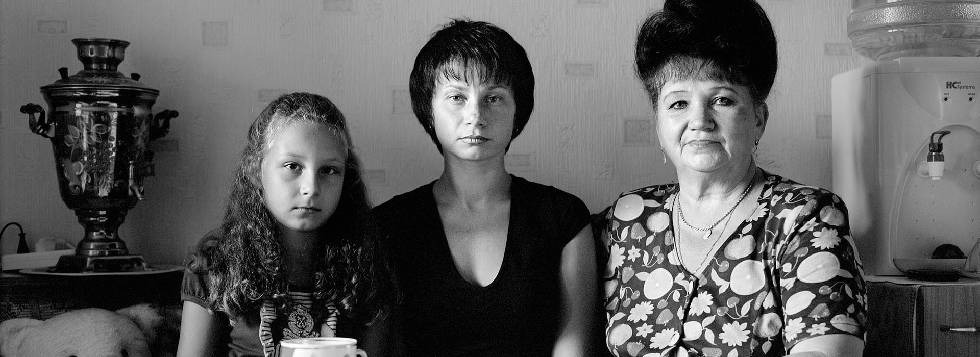 The lives of others: why eastern Europe's photographers are putting the family in focus
