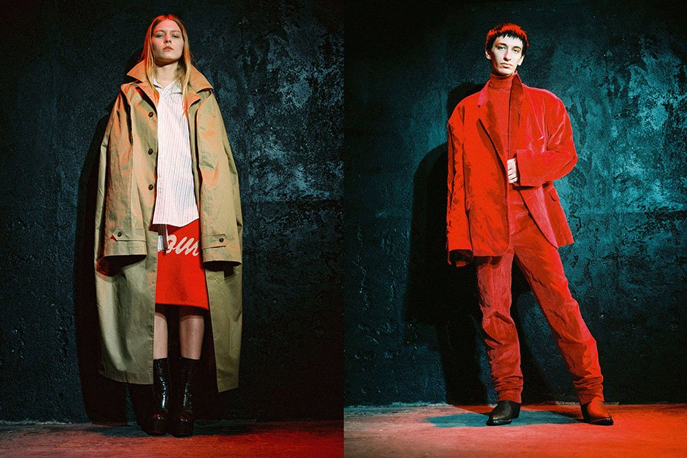Outsiders: the new faces of Russian fashion are far from perfect