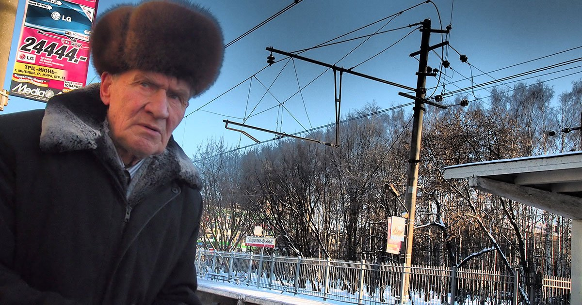 Metroland: Moscow's commuter trains are a strange but fabulous microcosm of human life
