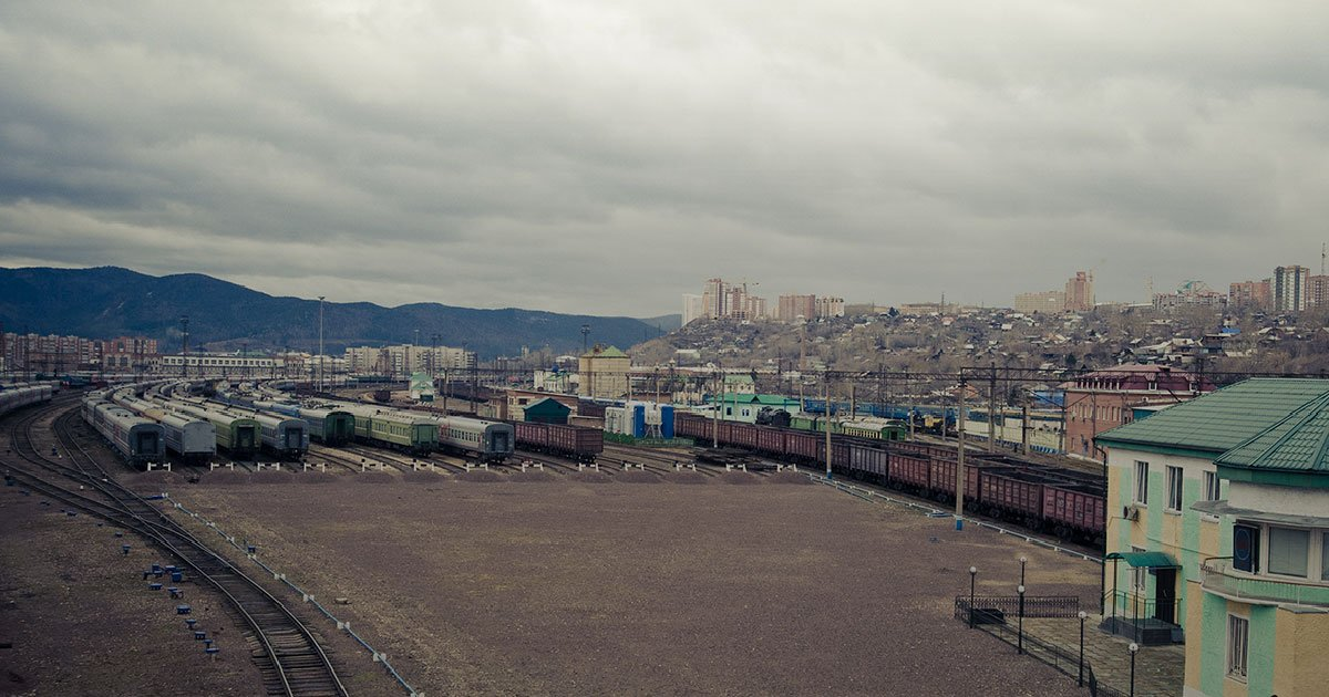 Trans-Siberian: Two weeks on a train. It's kind of an existential journey