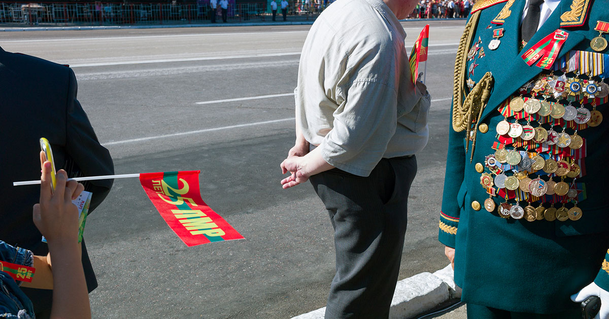 Letter from: Transnistria, Europe's isolated, unrecognised republic