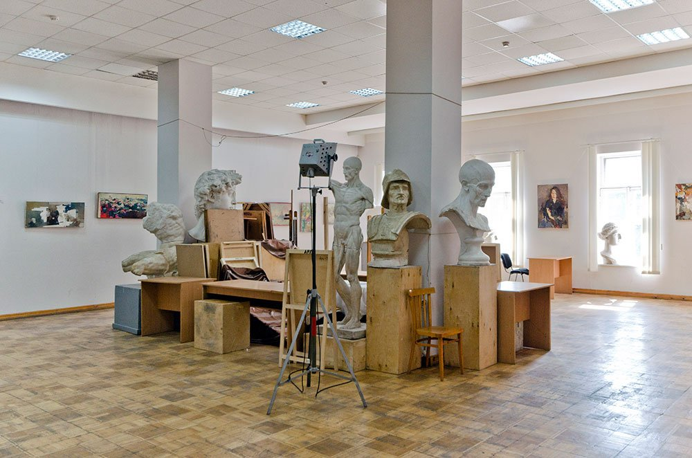 Double take: How two radically different galleries are putting Kiev on the contemporary art map