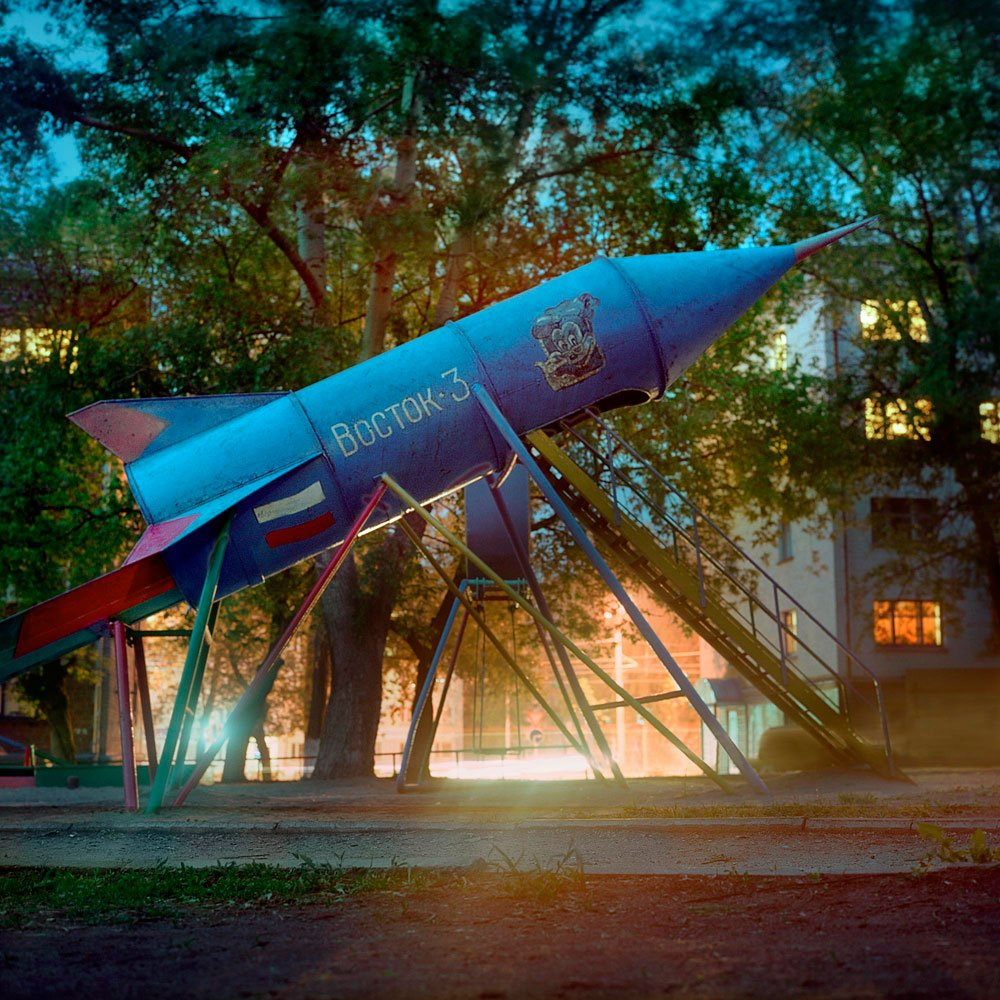 Rockets away: the space race remade as child's play