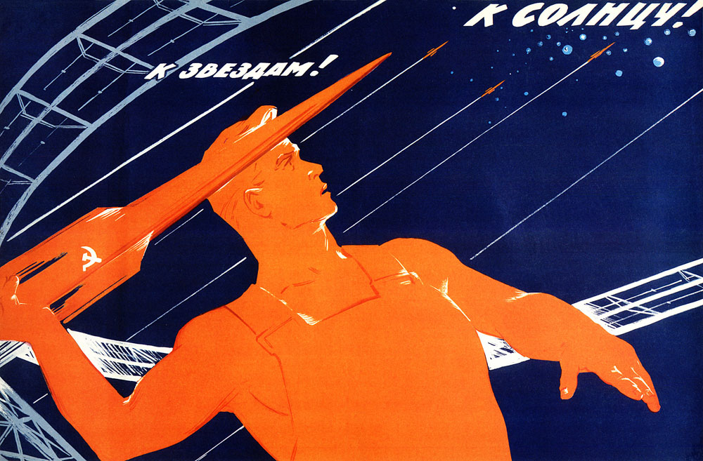 Cult of the cosmic: how space travel became the unofficial religion of the USSR
