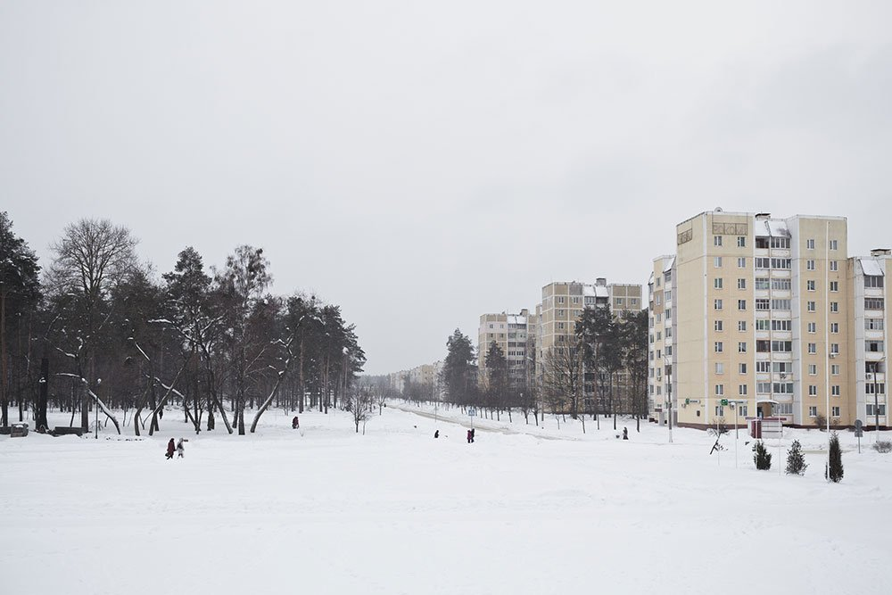 Under a cloud: what's it like to live in the town next door to Chernobyl?