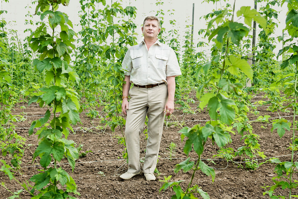 Burnt by the sun: a journey into Chuvashia, Russia's hop-growing heartland