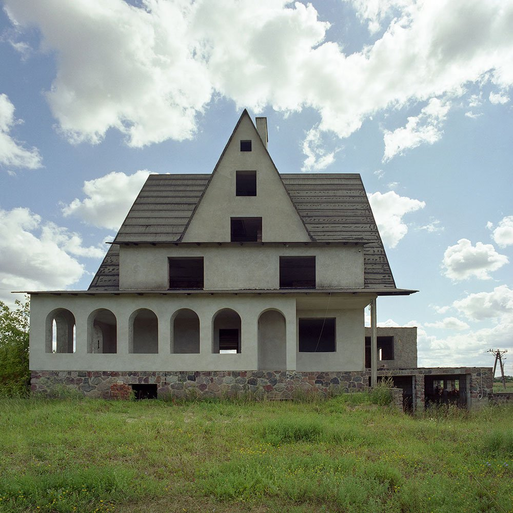 Unfinished business: what individual tragedies reside in Poland's half-built houses?