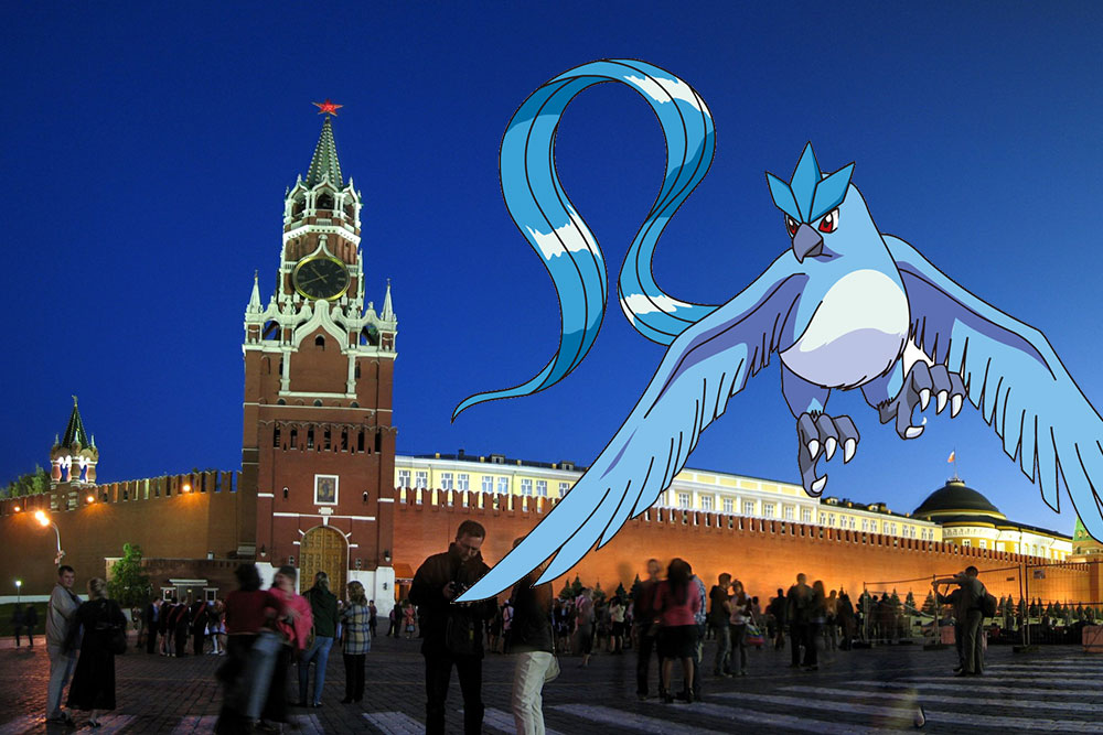 Opinion: why has there been such an overreaction to Pokemon Go in Russia?