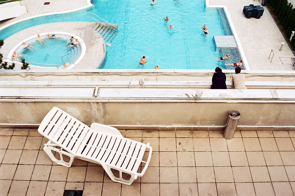 Healing waters: take a long, hot bath at a communist-era Slovakian spa resort