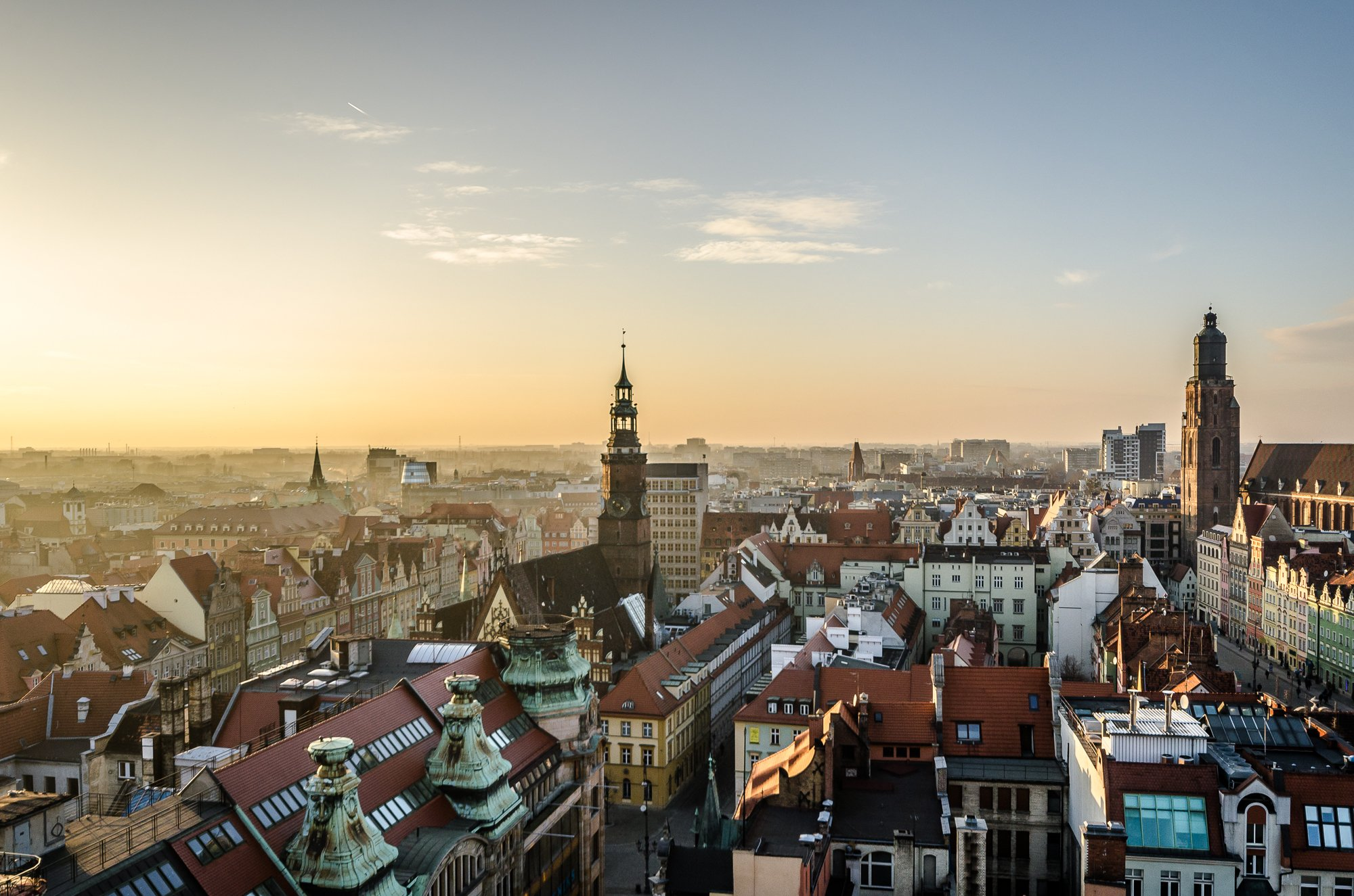 Letter from Wrocław: heartland of Poland's hipster revolution