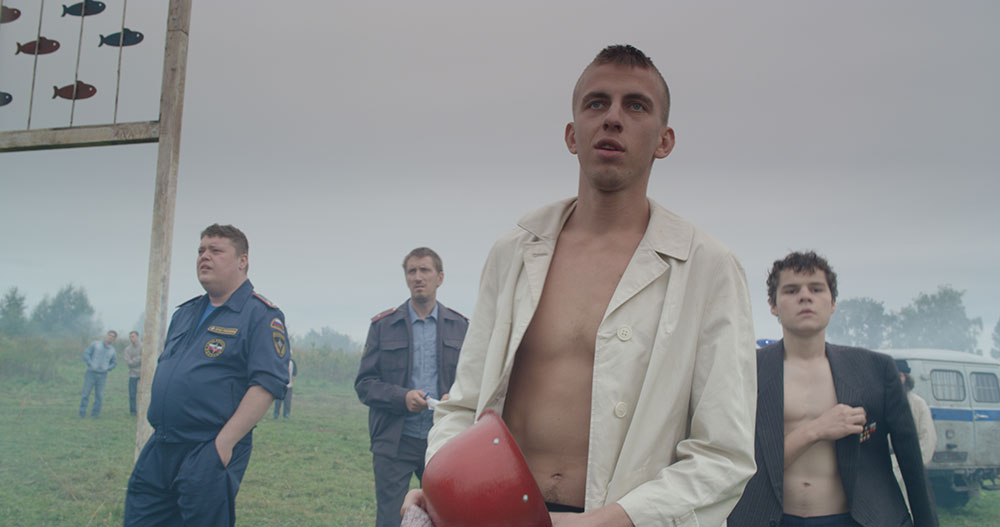 Sons of anarchy: disaffected youth as you've never seen it before in new Russian comedy Rag Union