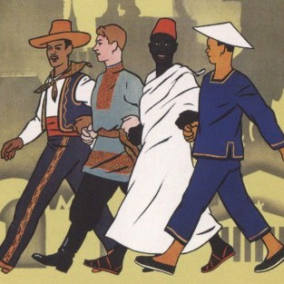 Art, image and ideology: the history of Soviet relations with Africa, told in pictures