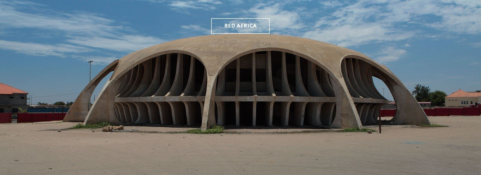 Screen dreams: Angola's modernist cinemas and the fading of a utopian vision for Africa