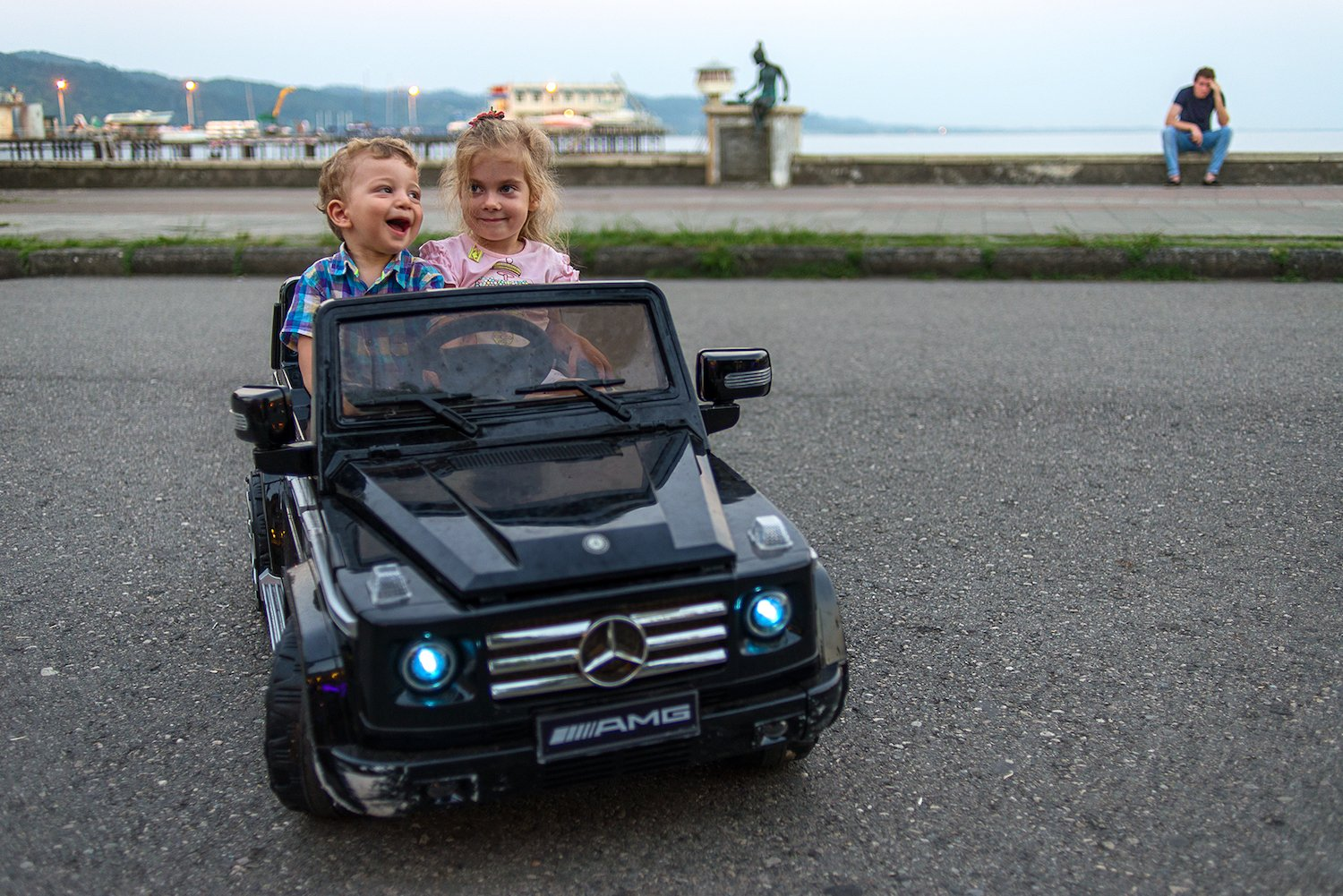 Hot wheels: photographing the luxury cars of the Caucasus, and the kids who drive them