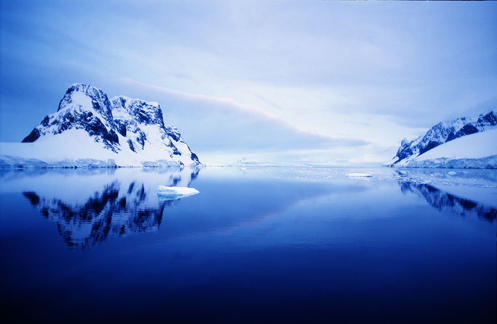 Antarctic Circle Living With Russian Scientists At The
