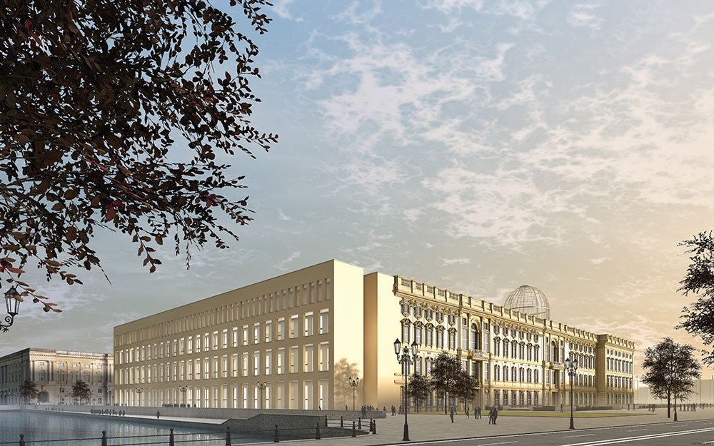 Palace coups: reconstructing history in the heart of Berlin