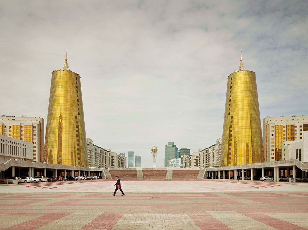 Imperial pomp: life in the shadow of the post-Soviet high-rise