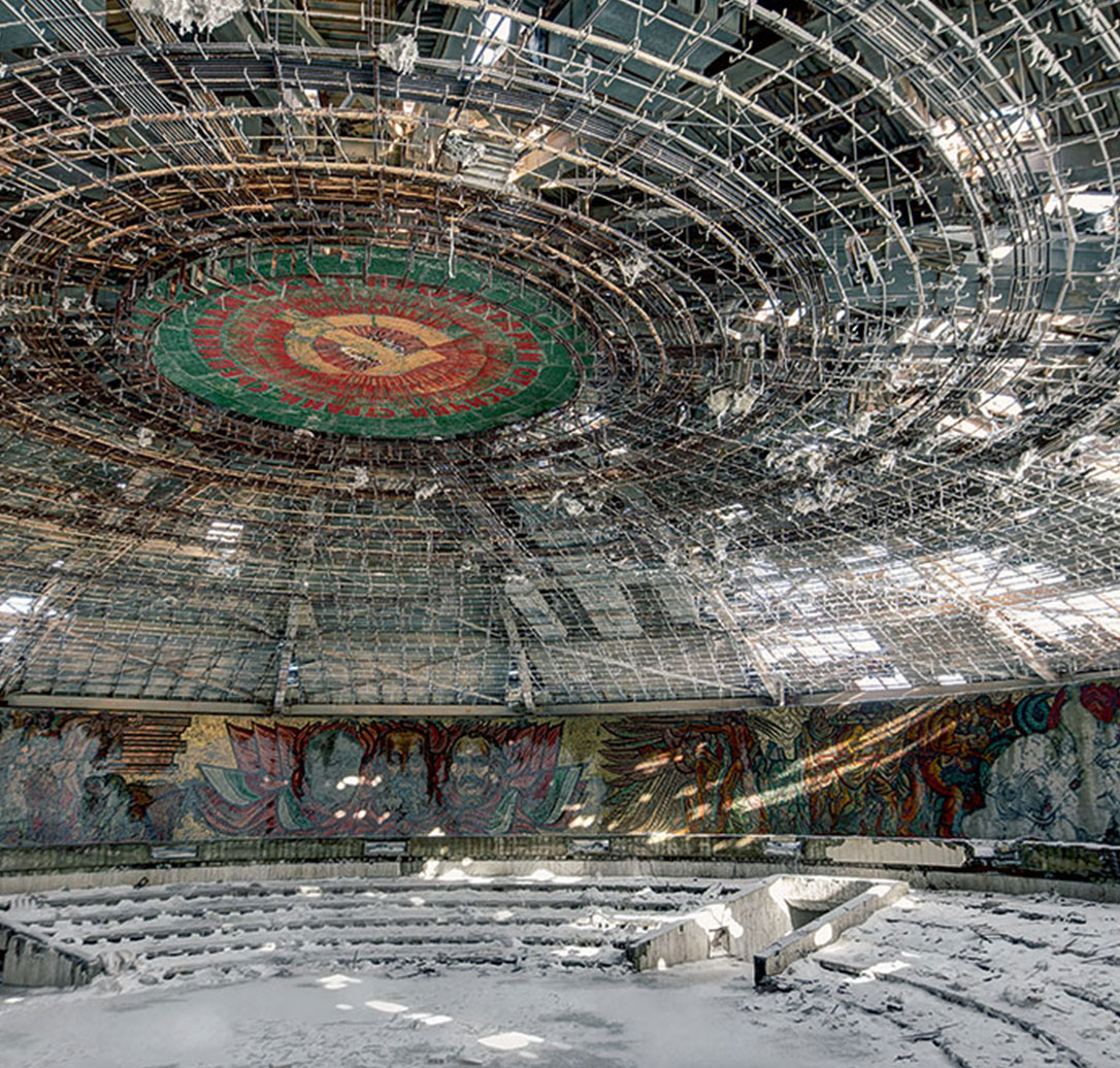 Power And Architecture: Public Space And The Post-Soviet