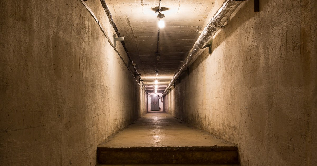 Fatal attraction: step inside the Lithuanian bunker where you can relive Soviet terrors