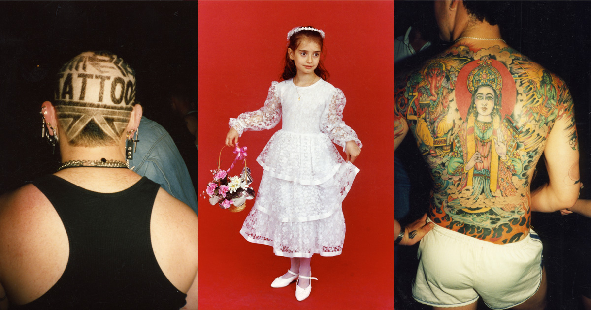 Tattoo kids: if you're a true ink junkie, you start when you're young