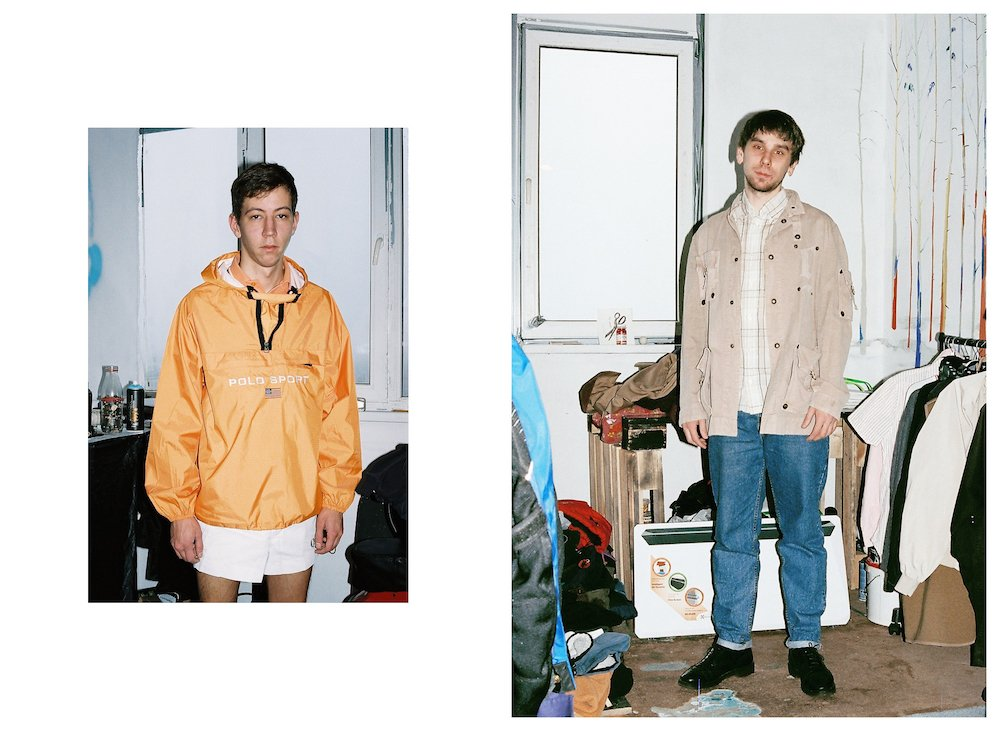 Life jackets: meet two Kiev creatives selling second-hand clothes to keep afloat