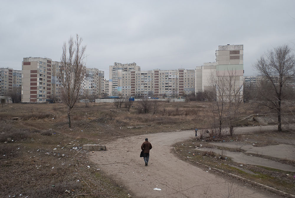 Autonomous zone: the view from a separatist city in Ukraine