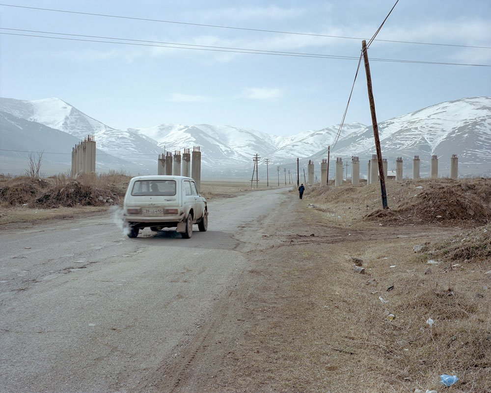 After the fall: an Armenian town's long road to recovery from a devastating earthquake