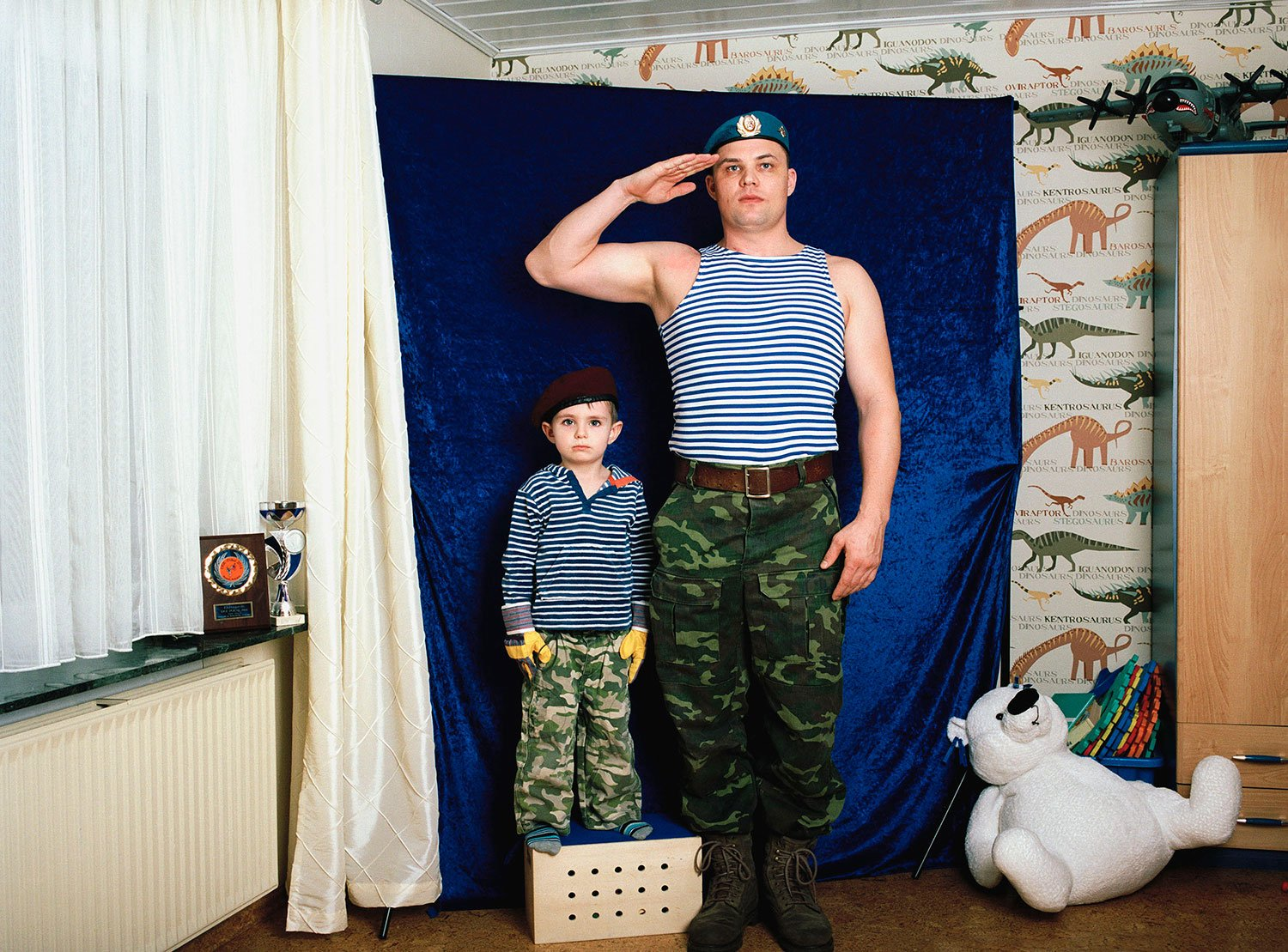 No place like home: meet the people caught between Germany and Russia