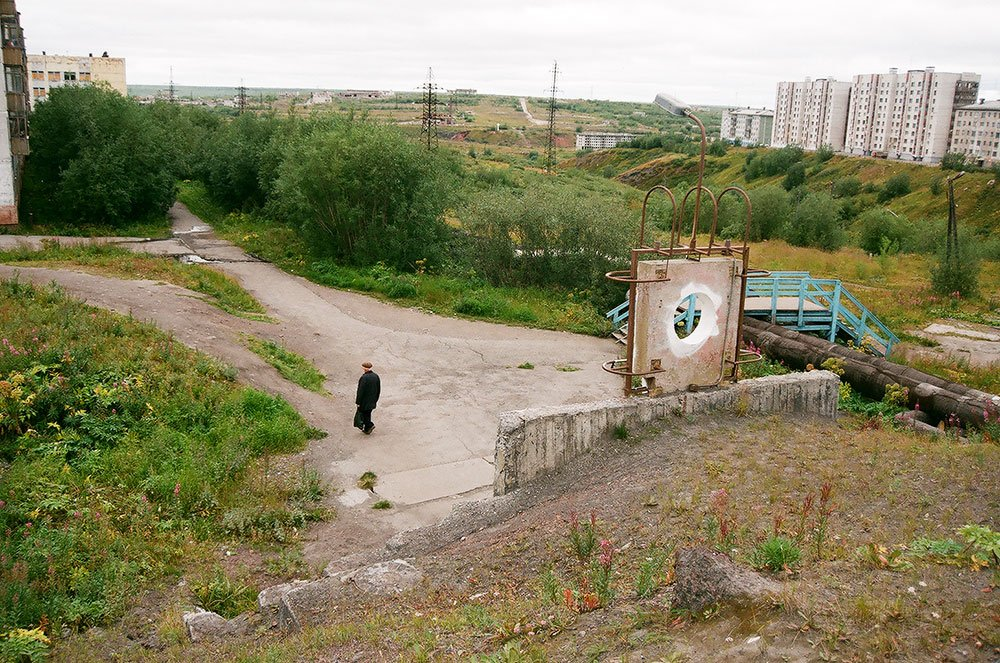 Letter from: Vorkuta, decaying coal town in the Russian Arctic