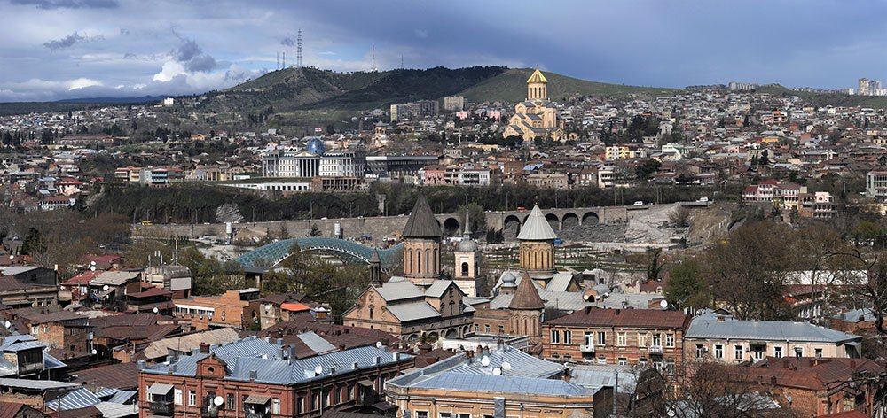 Letter From Tbilisi: there's never been a better time to visit Georgia's capital city. Here's why.
