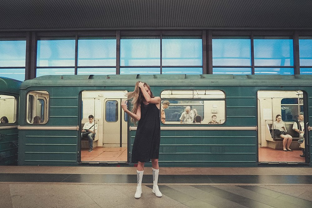 Metro girls: these inspiring Moscow creatives are going places