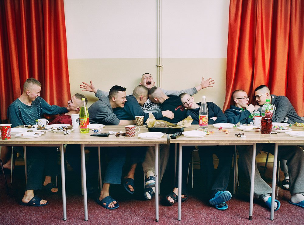 Arrested development: witness the vulnerable side of Poland's incarcerated youth