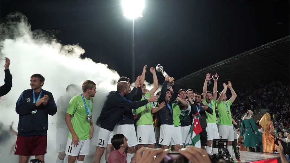 Beyond Euro 2016: inside the football tournament for the world's most unrecognised states