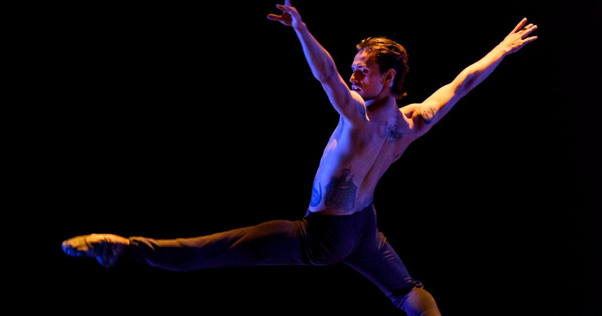 Sergei Polunin is back, and this time he's calling the shots