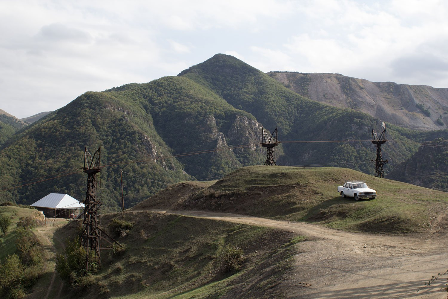 Why there's no better way to see Azerbaijan than in a beat-up Soviet-era Lada