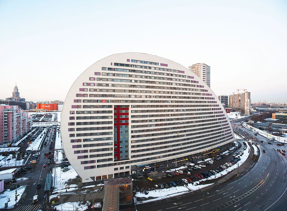 Post-millenial Moscow: Vladimir Paperny on six types of 21st century architecture