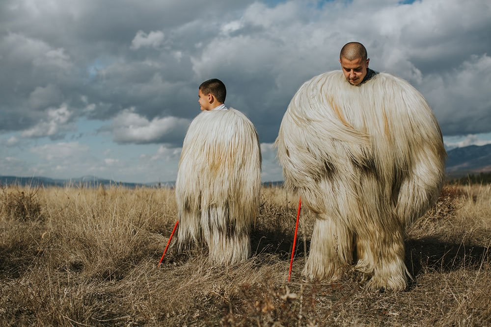 Wild men: the ancient pagan ritual that still thrives in rural Bulgaria