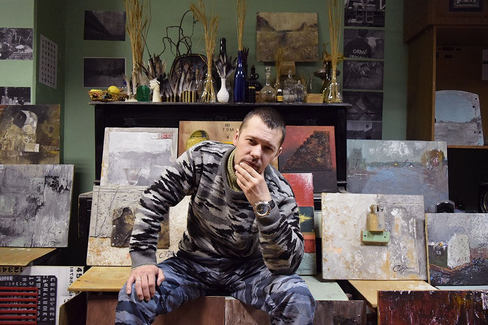 Odd man out: inside the secret world of Voronezh's outsider art star