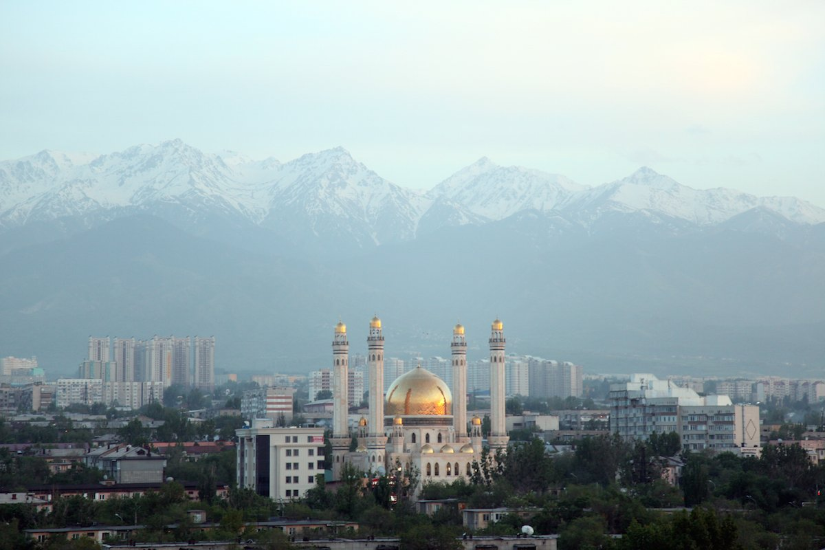 Somewhere In the Great Steppe: the artistic space championing openness in Almaty