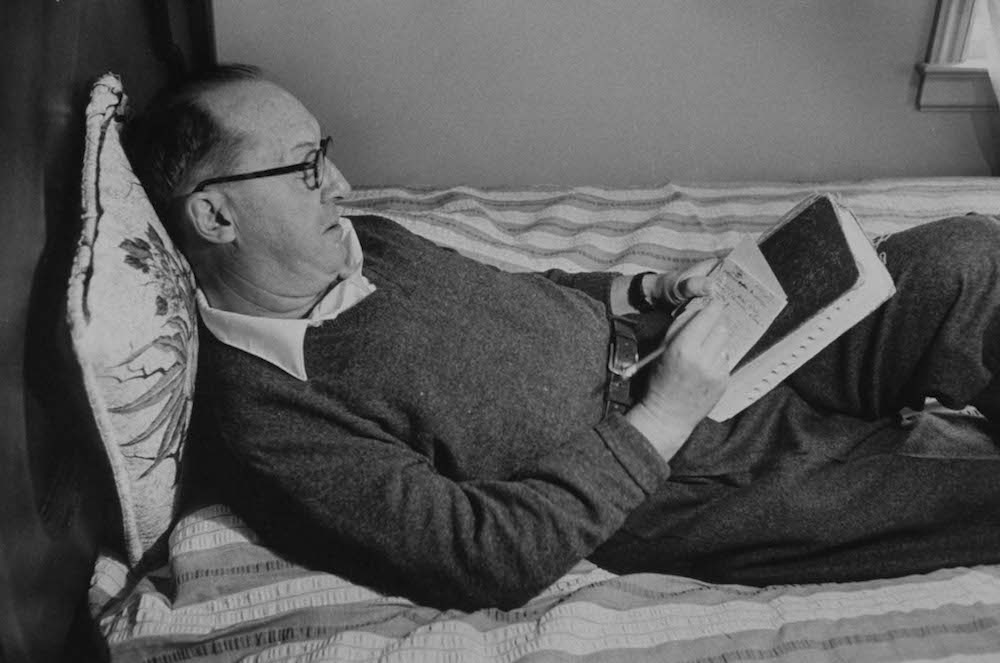 In bed with Nabokov: a new book explores the strange dreams of a master novelist
