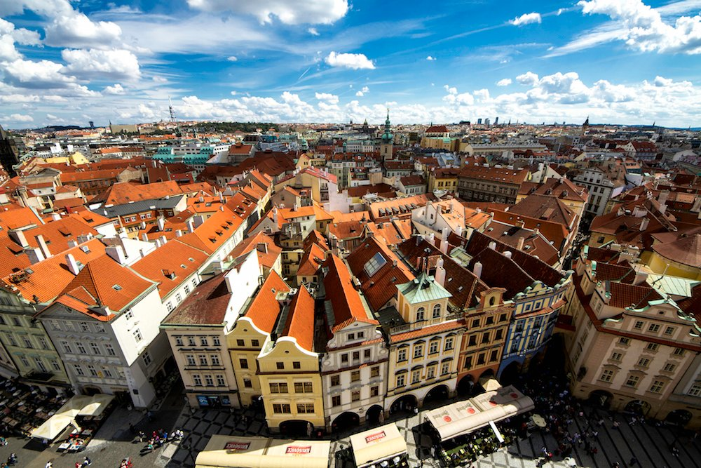 5 minute guide to Prague: indulgent cakes and Cubist design in the ever-popular Czech capital
