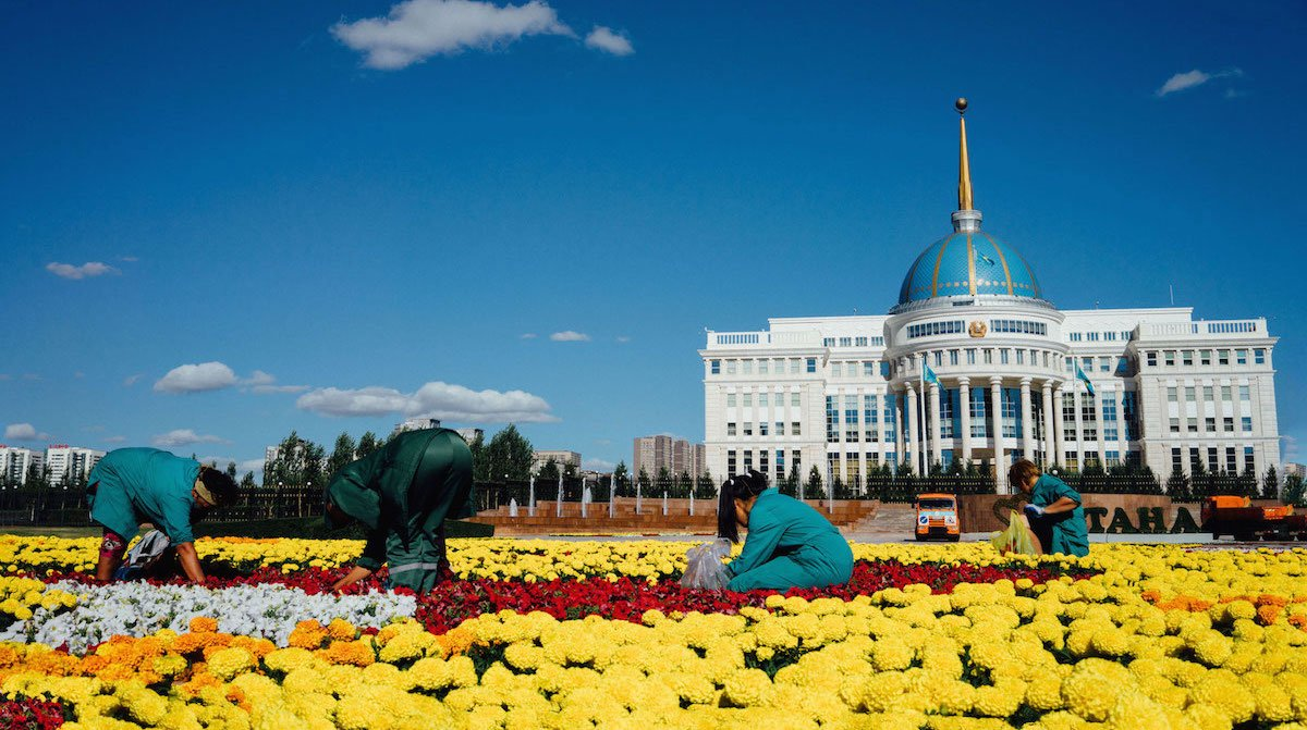 Letter from Astana: searching for tradition in Kazakhstan's postmodern capital