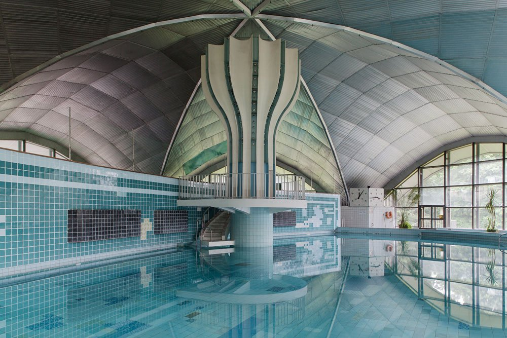 Eastern Bloc architecture: futuristic hotels and avant-garde resorts | part 1