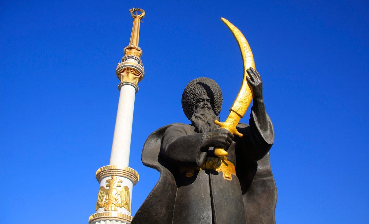 Letter from Ashgabat: reclusive Turkmenistan reluctantly opens its doors to the world