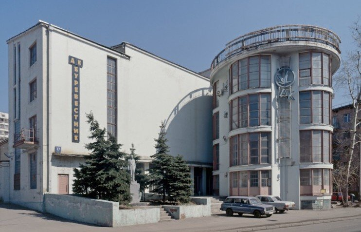 Welcome to the club: how Soviet avant-garde architects reimagined labour and leisure