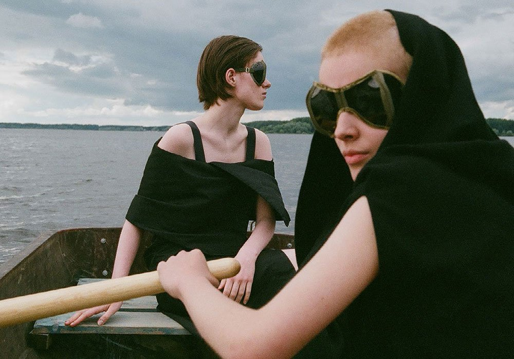 Masha Demianova and Stacey Batashova: the duo challenging the conventions of fashion